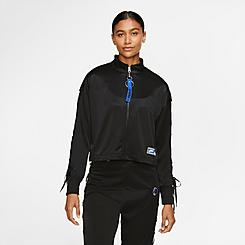 Women's Nike Sportswear Sisterhood Crop Coaches Jacket