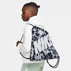 Girls' Nike Printed Gym Sack