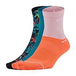 Women's Nike Everyday Plus Training Ankle Socks (3-Pack)