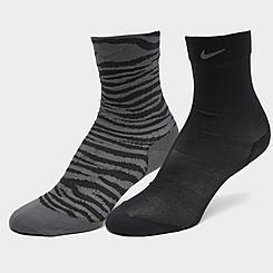 Women's Nike Sheer Training Crew Socks (2-Pack)