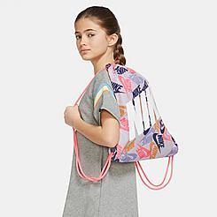 Kids' Nike Allover Print Gym Sack