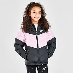 Kids' Nike Sportswear Synthetic Fill Puffer Jacket