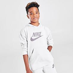 Kids' Nike Sportswear Fleece Pullover Hoodie