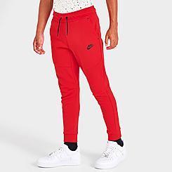 Boys' Nike Sportswear Tech Fleece Jogger Pants