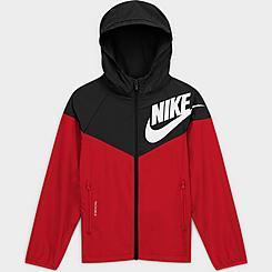Kids' Nike Sportswear HBR Windrunner Jacket