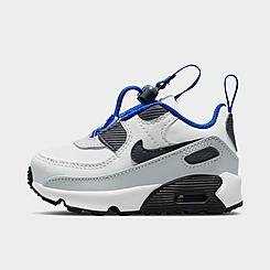 Kids' Toddler Nike Air Max 90 Toggle Casual Shoes