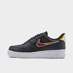 Men's Nike Air Force 1 '07 LV8 Iridescent Pixel Casual Shoes