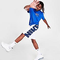 Men's Nike Dri-FIT Block Basketball Shorts
