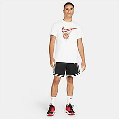 Men's Nike Dri-FIT DNA+ Basketball Shorts