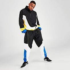 Men's Nike Throwback Basketball Pants