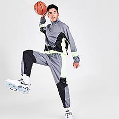 Men's Nike Throwback Basketball Pants