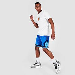 Men's Jordan Jumpman Diamond Shorts