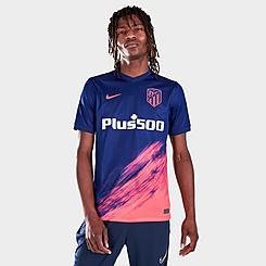 Men's Atlético Madrid 2021/22 Stadium Away Soccer Jersey