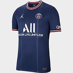 Men's Jordan Paris Saint-Germain 2021-22 Stadium Away Soccer Jersey