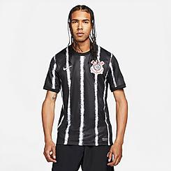 Men's Nike S.C. Corinthians 2021-22 Stadium Away Soccer Jersey
