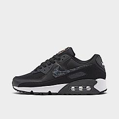 Women's Nike Air Max 90 SE Animal Casual Shoes