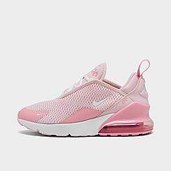 Girls' Little Kids' Nike Air Max 270 Casual Shoes