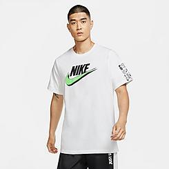 Men's Nike Sportswear HBR Worldwide T-Shirt