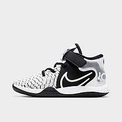 Boys' Little Kids' Nike KD Trey 5 VIII Hook-and-Loop Basketball Shoes