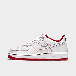 Big Kids' Nike Air Force 1 SE Casual Shoes