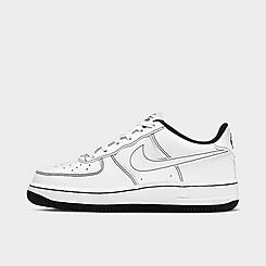 Big Kids' Nike Air Force 1 SE Casual Shoes