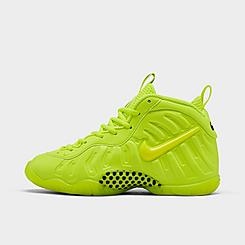 Boys' Big Kids' Nike Air Little Posite Pro Basketball Shoes