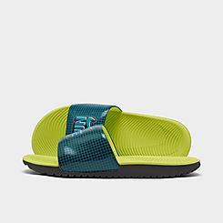 Little Kids' Nike Kawa SE1 Slide Sandals