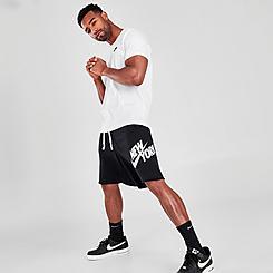 Men's Nike Sportswear New York Template Alumni Shorts
