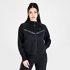 Women's Nike Sportswear Tech Fleece Windrunner Full-Zip Hoodie