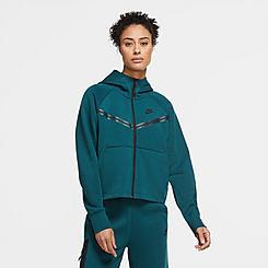 Women's Nike Sportswear Tech Fleece Windrunner Full-Zip Hoodie