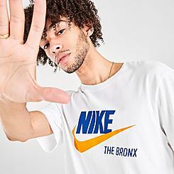 Men's Nike Sportswear Bronx Template T-Shirt