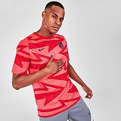 Men's Nike Atlético Madrid Pre-Match Soccer Top