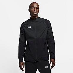 Men's Nike F.C. All-Weather Fan Track Jacket