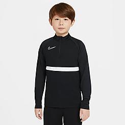 Kids' Nike Dri-FIT Academy Soccer Drill Top