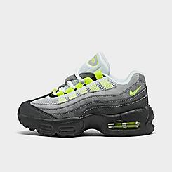 Boys' Little Kids' Nike Air Max 95 OG Casual Shoes