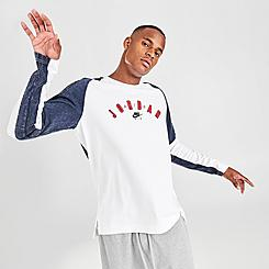 Men's Jordan Legacy 1 Long-Sleeve T-Shirt