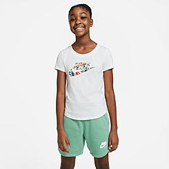 Girls' Nike Sportswear Futura UV T-Shirt