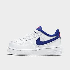 Kids' Toddler Nike Air Force 1 Casual Shoes