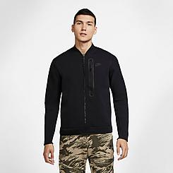 Men's Nike Sportswear Tech Fleece Bomber Jacket