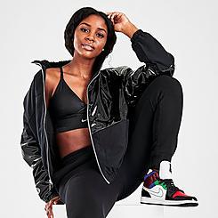 Women's Nike Sportswear Icon Clash Synthetic-Fill Down Jacket