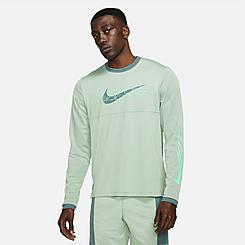 Men's Nike Sport Clash Long-Sleeve T-Shirt