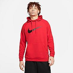 Men's Nike Dri-FIT Swoosh Logo Hoodie