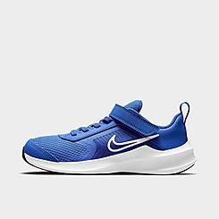 Boys' Little Kids' Nike Downshifter 11 Hook-and-Loop Casual Shoes