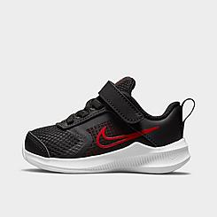 Boys' Toddler Nike Downshifter 11 Hook-and-Loop Casual Shoes
