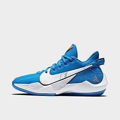 Big Kids' Nike Freak 2 SE Basketball Shoes