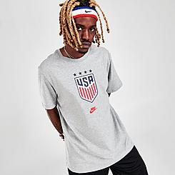 Men's Nike USA Soccer Crest 4-Star T-Shirt