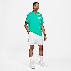Men's Jordan Jumpman Diamond Mesh Shorts
