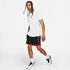 Men's Jordan Jumpman Graphic Knit Shorts