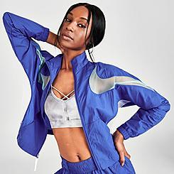 Women's Nike Sportswear Air Max Day Woven Wind Jacket