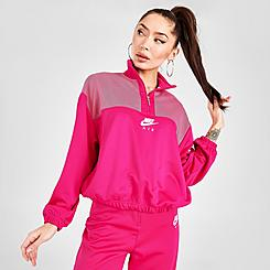Women's Nike Air Quarter-Zip Sweatshirt